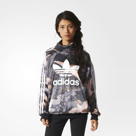 Picture of Adidas Graphic Hoodie